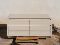 dresser   6 drawer clean inside and out, in 29 Palms, California