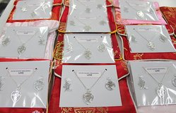 """KANJI """"LOVE"""" NECKLACE SETS FOR THAT SPECIAL """"ONE"""" in Okinawa, Japan"""