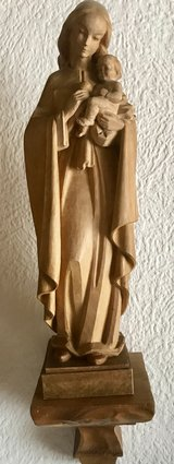 Wooden Figurine in Grafenwoehr, GE