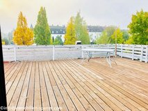 Weiden, spacious 4-room apartment with roof terrace and conservatory in Grafenwoehr, GE