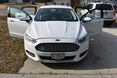 2014 Ford Fusion S in Norfolk, Virginia
