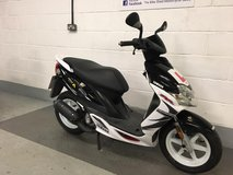 Yamaha jog rr 50cc 2010 Years mot 3 owners new front and rear tyres in Lakenheath, UK