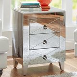 Set of 2 Mirrored Nightstands in 29 Palms, California