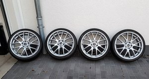 """20"""" Summer Set of Wheels for 3 series BMW in Ramstein, Germany"""