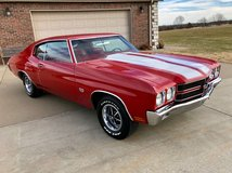 1970 Chevrolet Chevelle SS in Bellaire, Texas