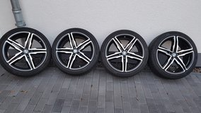 """19"""" Summer Set of Wheels for BMW X1 in Ramstein, Germany"""