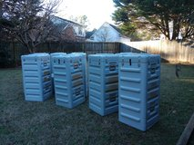 "Large heavy duty crates  ""Hardigg' in Fort Bragg, North Carolina"