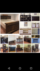 Custom Furniture in The Woodlands, Texas