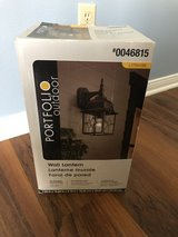 Outdoor Wall Light- Brand New in Box in Kingwood, Texas