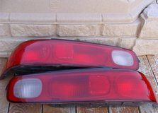 Acura Integra 98-01 Red/Clear Taillights 94-01 LS GS RS GSR R in Camp Pendleton, California