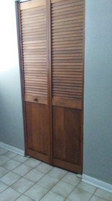 Bi-fold closet door in Naperville, Illinois