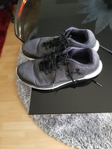 UNDER ARMOR BLACK SHOES in Ramstein, Germany