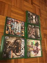 selling my games :) in Cherry Point, North Carolina