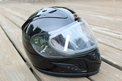 CKX Full Face Youth Size Large Helmet/Black in Plainfield, Illinois