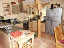 Fully furnished detached house in Bruchmühlbach-Miesau (housing approved) in Ramstein, Germany