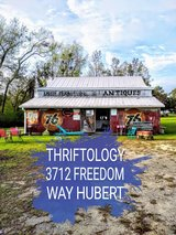 thriftology open today 10:00-4:00pm in Camp Lejeune, North Carolina