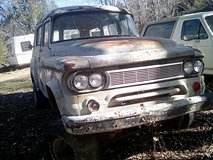 1959 Dodge Power Wagon body  PROJECT in Alamogordo, New Mexico