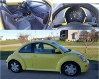 2000 VW Beetle Parts Car in Fort Knox, Kentucky