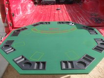 $$  Poker / Blackjack Table Top  $$ in Yucca Valley, California