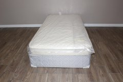 Twin Size Mattress - Serta Scarlet in Spring, Texas