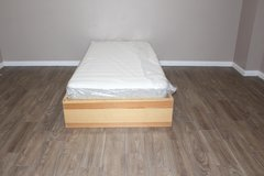 Twin Size Bed (Including Mattress from Ikea) in Spring, Texas