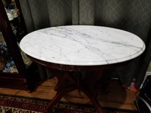 Marble topped coffee table in Fort Leonard Wood, Missouri