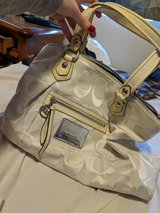 White Coach Purse in Camp Pendleton, California