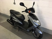 Yamaha Cygnus x xc 125cc 2016 2 owners YEARS MOT FULL SERVICE HISTORY in Lakenheath, UK