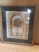 """Topiary Fresco"" by Cedar Creek Collection, Paid $129! in Morris, Illinois"