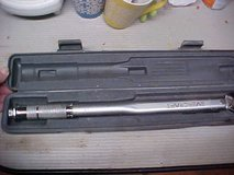 NAPA EVERCRAFT 1/2 INCH TORQUE WRENCH in Moody AFB, Georgia