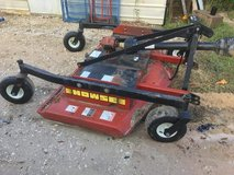 """72"""" Howse Finish Mower in Cleveland, Texas"""