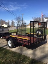 REDUCED! UTILITY TRAILER 6' X 12' in Fort Campbell, Kentucky