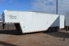 Pace American Triple Axle Gooseneck Trailer in Alamogordo, New Mexico