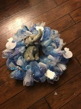 BABY SHOWER WREATH WITH ELEPHANT in Fort Campbell, Kentucky