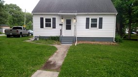 2 bed 1 bath house with garage near NIU in Chicago, Illinois