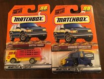 1998 Matchbox Vehicles in Oswego, Illinois