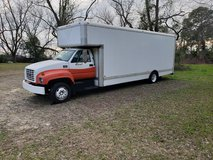 2000 GMC C6500 Box Truck! in Warner Robins, Georgia
