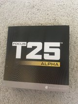 T25 workout DVDs in Okinawa, Japan