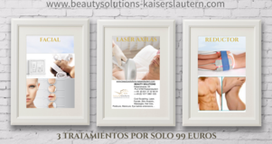 3 Treatments for only 99 Euros in Ramstein, Germany