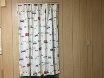 Curtains for kids room 3 pieces in Okinawa, Japan