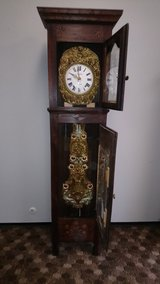 antique Grandfather clock, in bookoo, US