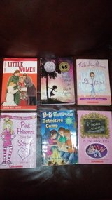 Jr girl reading lot in Spring, Texas
