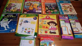Learning workbooks bundle in The Woodlands, Texas