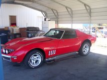 HERE WE GO CLASSIC 1969 CORVETTE STINGRAY MATCHING NUMBERS~REDUCED~ in Camp Lejeune, North Carolina