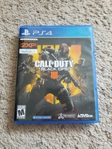 Ps4 Call of Duty Black Ops III Game in Camp Lejeune, North Carolina