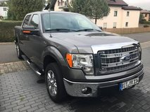 2014 Ford F-150 XLT Super Crew with 5-1/2' Box LOW MILEAGE in Spangdahlem, Germany