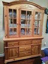 Broyhill Fontana China Cabinet in Fort Hood, Texas