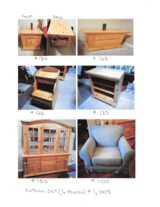 Broyhill Fontana Furniture (6 Pieces) in Fort Hood, Texas