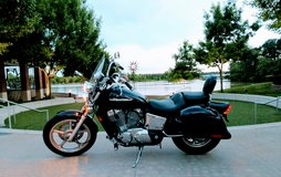 2006 Honda Shadow 1100 in Spring, Texas