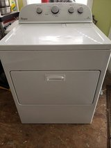 Whirlpool Dryer located at 242 / 1485 in Cleveland, Texas